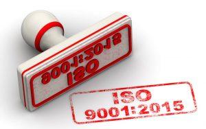 ISO 9001:2015 zertifiziert - Werkzeugschleiferei aus Mönchengladbach