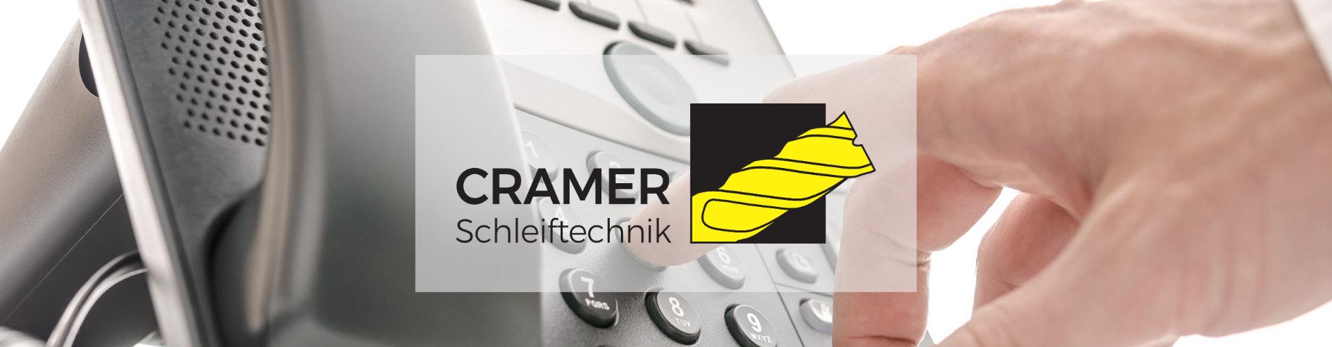 CRAMER Schleiftechnik Kontakt