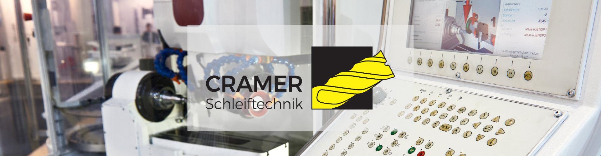 CRAMER Schleiftechnik NRW - Nachschleifservice