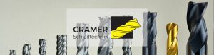 Neuwerkzeuge für die Zerspanung von CRAMER Schleiftechnik